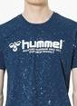 Hummel Baskılı Tişört Lacivert